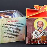 Life of St. Nicholas Magic Cube