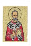 Greeting Card St. Nicholas