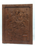 Icon Wood Carved (MD)